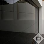 Toughened Glass Garage Doors